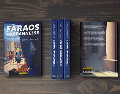 Cover for Eldrid Johansen's Faraos Forbannelse