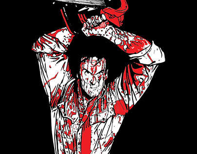 Horror Icons t-shirts
