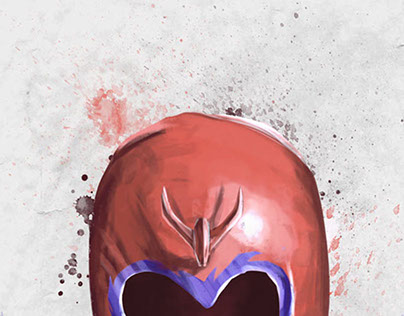 Mask: Magneto