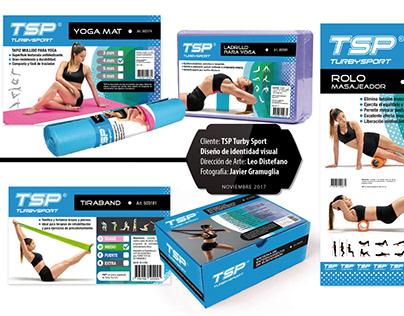 TSP TurbySport Packaging