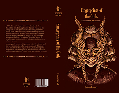 Fingerprints of the Gods - Book Cover