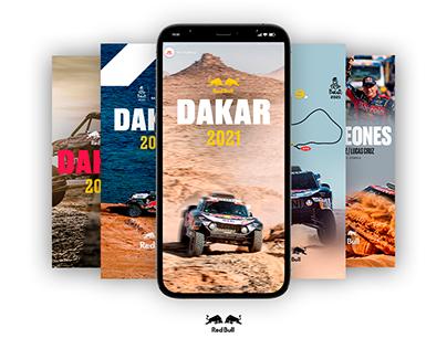 Red Bull - Dakar 2021