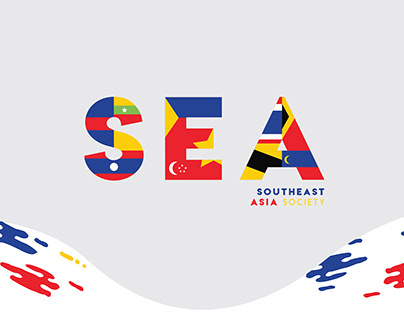 Branding: The SEA Society, AU (Logo Design)