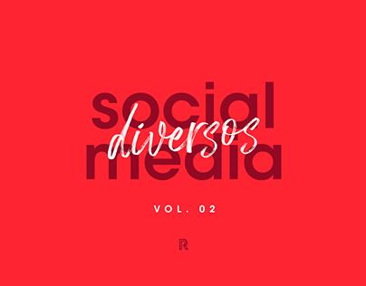 Social Media 2019 | Diversos - Vol. 02