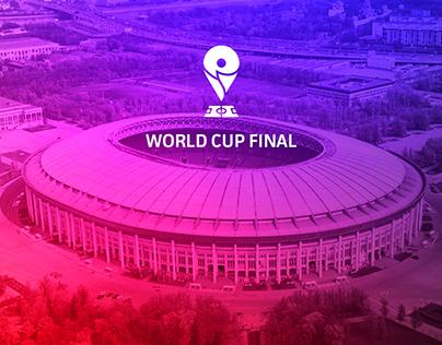 FIFA World Cup Final Logo