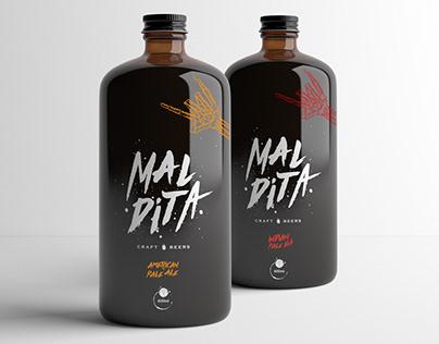 Liv B4P - Maldita Craft Beers