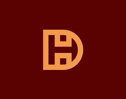 DH Logo or HD Logo