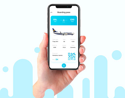 Travel app for finding tickets