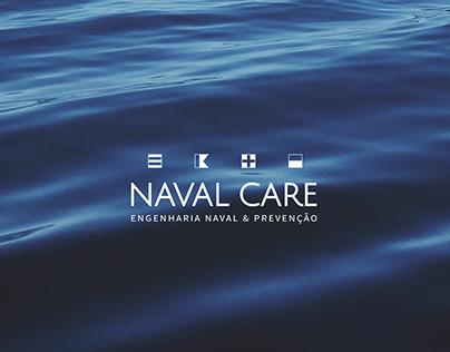 Naval Care - Visual identity