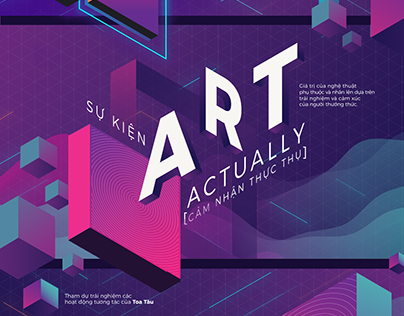 Art Actually event