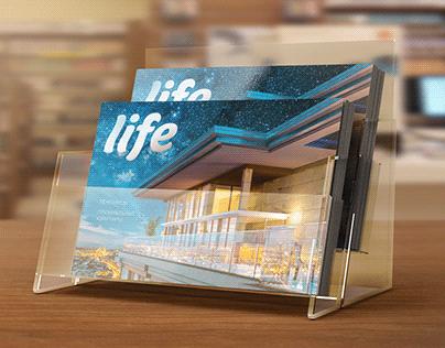 LIFE-botanicheskiy sad / Penthouses & premium apt