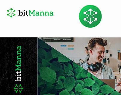 bitmanna Branding - Logo and Palette