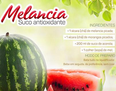 Benefícios das Frutas NL