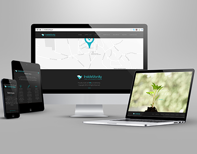 Web Site Insidevanity