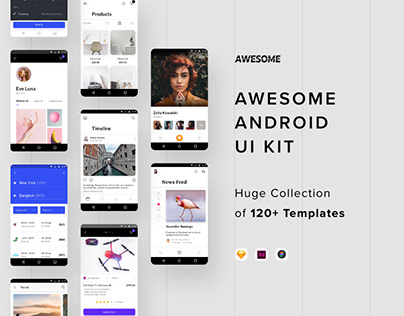 Awesome Android UI Kit
