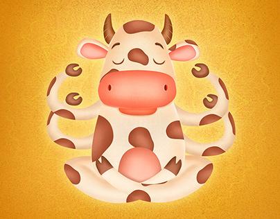 Balance-Cow