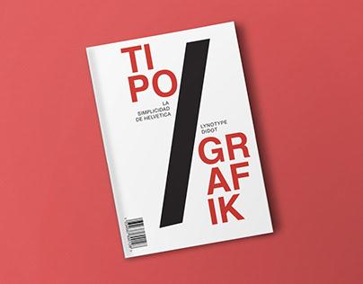 Revista TIPOGRAFIK