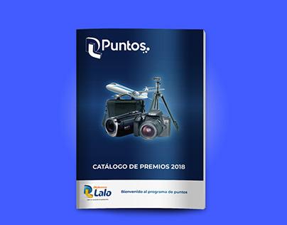 CATÁLOGO DL PUNTOS - DIPLOMAS LALO
