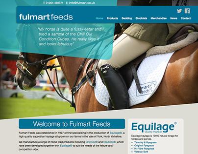 Fulmart Feeds website : fulmart.co.uk