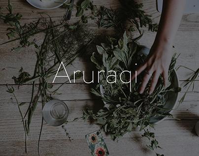 Aruraqi - Web Design
