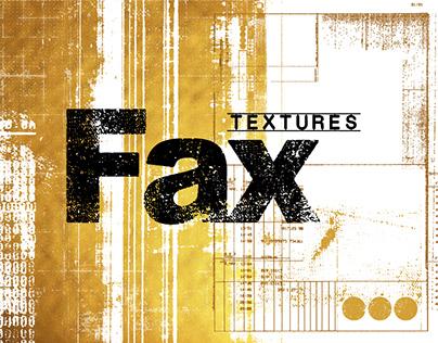 Fax Textures - Vector & PNG