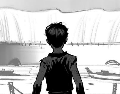 Atlantis - Storyboard