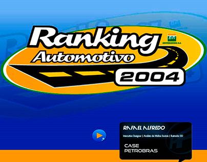 Case: Ranking automotivo 2004