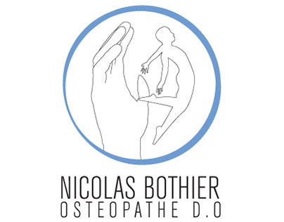 LOGO & STATIONERY - Nicolas Ostéopathe D.O
