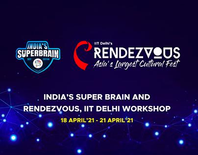 India's Super Brain and Rendezvous, IIT Delhi Workshop