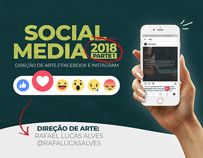 Social Media 2018 - Parte 1 Cliente: Projeto Colina