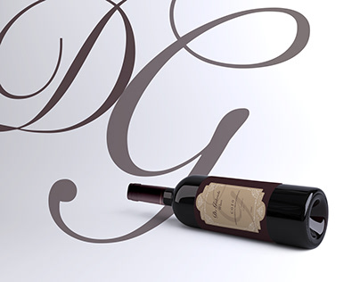 WINE LABEL DESIGN - DE GABRIELE WINES