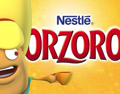 Orzoro - Website