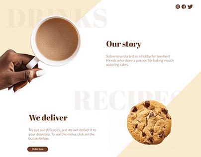 Sobremesa Web Design