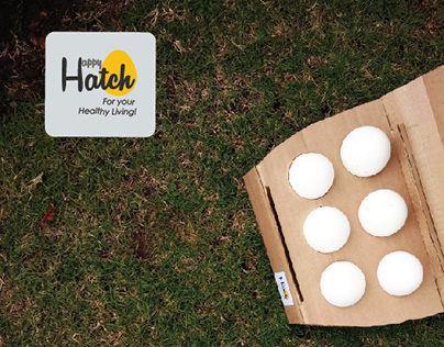 Happy Hatch - (Packaging and Branding)