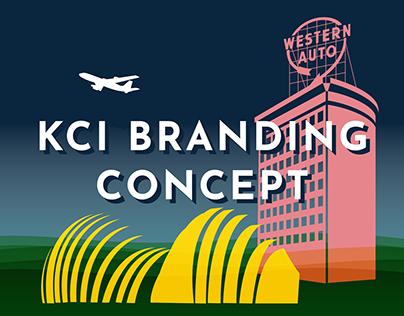 KCI Airport Branding Concept