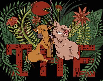 The Jungle | Illustration