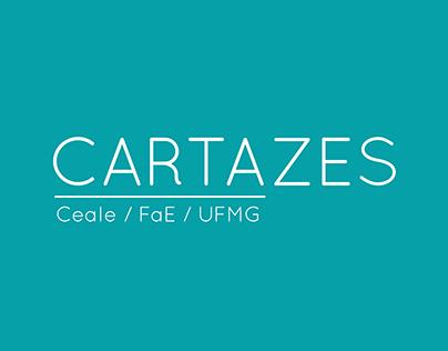 Cartazes [Ceale/FaE/UFMG]