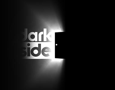 Dark Side IQ | Logo animation