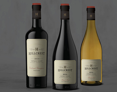 Branding & Packaging - HillCrest