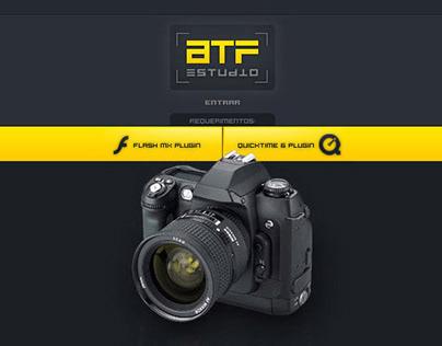 ATF Photography Studio Website