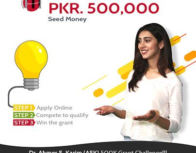 IoBM SSK-BIC Promotional Design Campaign