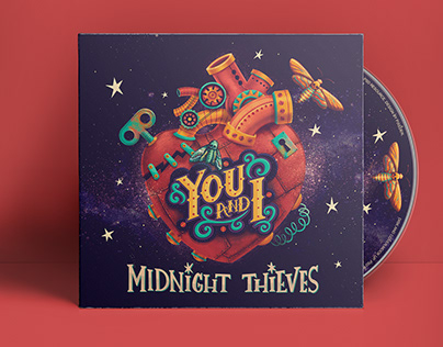 Midnight Thieves Album Cover