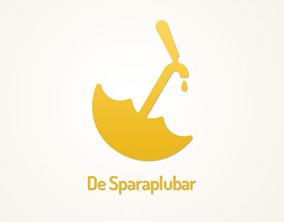 Logo for De Sparaplubar