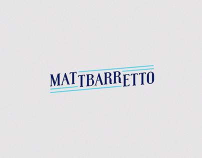 Matt Barretto 2017 Reel