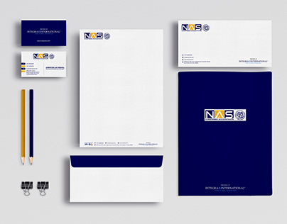 NAS CHARTERED ACCOUNTANTS (STATIONARY & COLLATERALS)