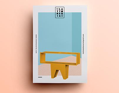 LA LATTONERIA // Logo + business cards + postcards