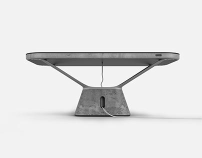 LUDI - INTERACTIVE TABLE - FURNITURE DESIGN