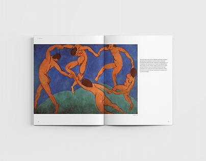 Multipage Mania: Henri Matisse book design
