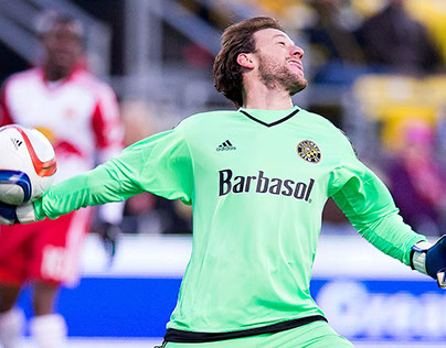 Goalkeeper Steve Clark Signs with DC United