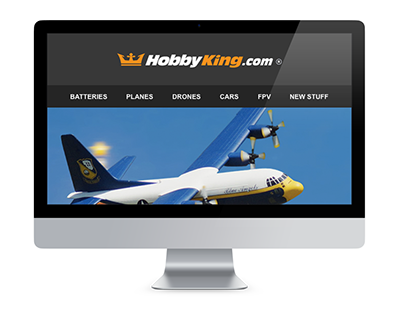 HobbyKing Staff Favourites Email Newsletter Design